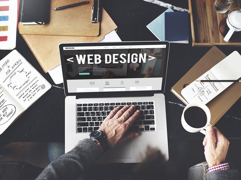 网站设计制作的五大趋势